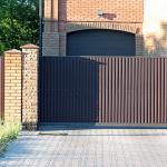 Где купить откатные ворота в Краснодаре