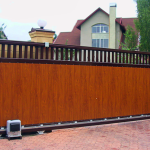 Где купить откатные ворота в Екатеринбурге