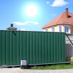 Где купить откатные ворота в Волгограде