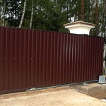 Где купить откатные ворота в Казани